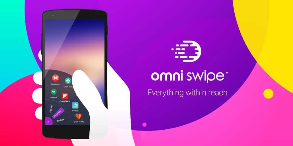 تطبيق Omni Swipe – Fast Easy Booster