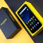 Xiaomi Pocophone F1 من شاومي الهاتف الذكي المنافس بالمواصفات و السعر