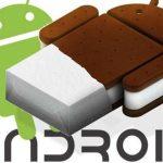 شركة جوجل تعلن عن وقف دعم متجر جوجل بلاي لنظام Android Ice Crea Sandwich
