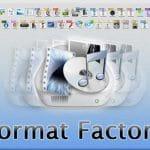 تحميل برنامج تحويل صيغ ملفات الوسائط Format Factory 2020 free download