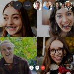 تطبيق Skype أصبح يدعم الآن خاصية المُكالمة الجماعية بين أكثر من 50 شخص في نفس الوقت