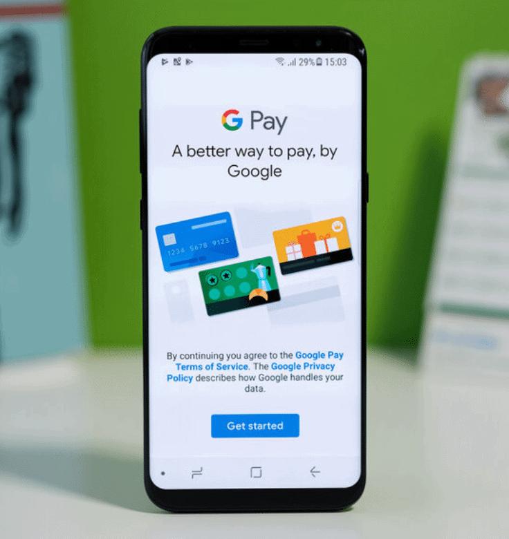 بإضافة الوضع المظلم Dark mode في تطبيق Google pay لمُستخدمي الأندرويد